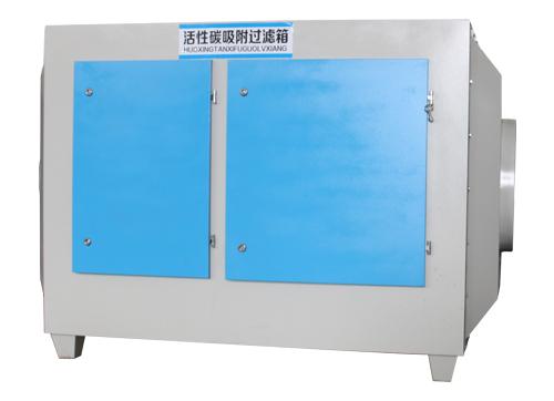 CLW-HT小型活性炭吸附器