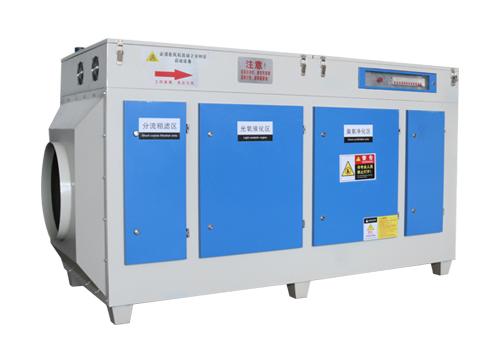 CLW-UV光氧净化设备