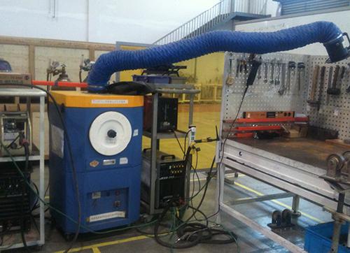 CLW-HJ型焊接烟尘净化器