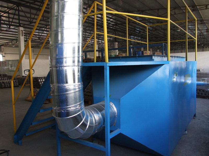 活性炭高效净化器的特点与规格应用