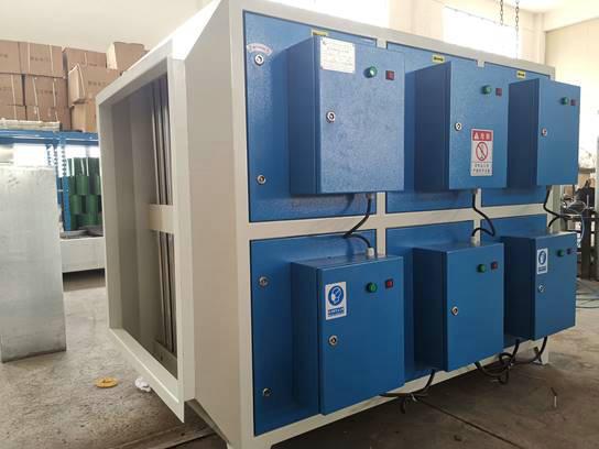复合式工业用油雾净化器的特点与应用范围