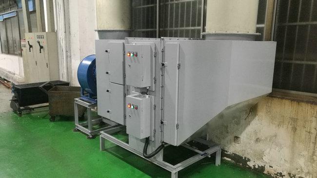 复合式工业用油雾净化器的使用与保养